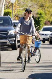 Naomi Watts - Take a Bike Ride Through Brentwood 03/25/2020