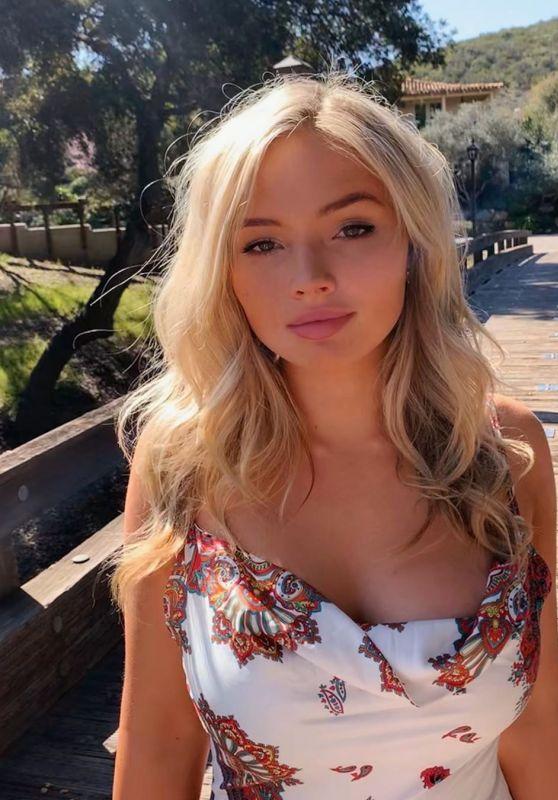 Natalie Alyn Lind - Social Media 03/10/2020