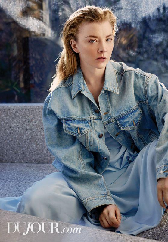 Natalie Dormer - Dujour Spring 2020