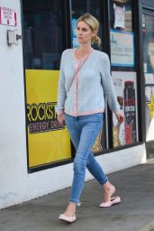 Nicky Hilton in Tights - Out in Beverly Hills 03/04/2020