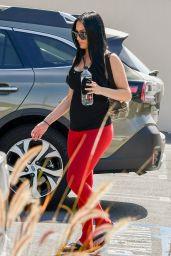 Nikki Bella in Workout Gear - Studio City 03/04/2020