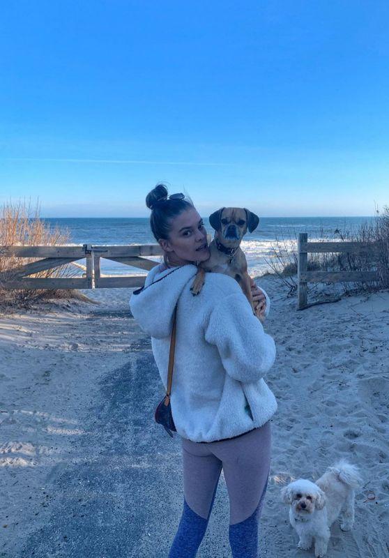 Nina Agdal – Social Media 03/10/2020