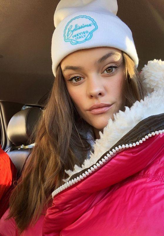 Nina Agdal – Social Media 03/13/2020