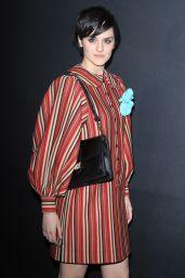 Noemie Merlant – Louis Vuitton Show at Paris Fashion Week 03/03/2020