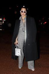 Noomi Rapace - Givenchy Show at Paris Fashion Week 03/01/2020
