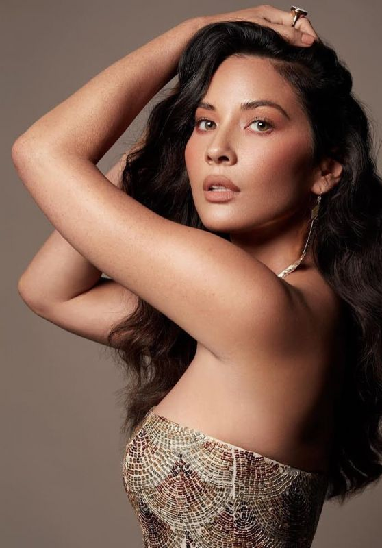 Olivia Munn - Photoshoot March 2020