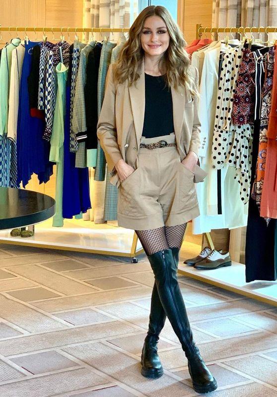 Olivia Palermo Style 03/22/2020