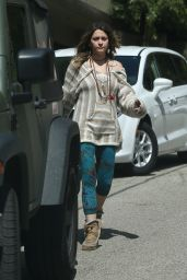 Paris Jackson - Out in Hollywood 03/21/2020