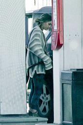 Paris Jackson Street Style - Getting Gas in LA 03/21/2020