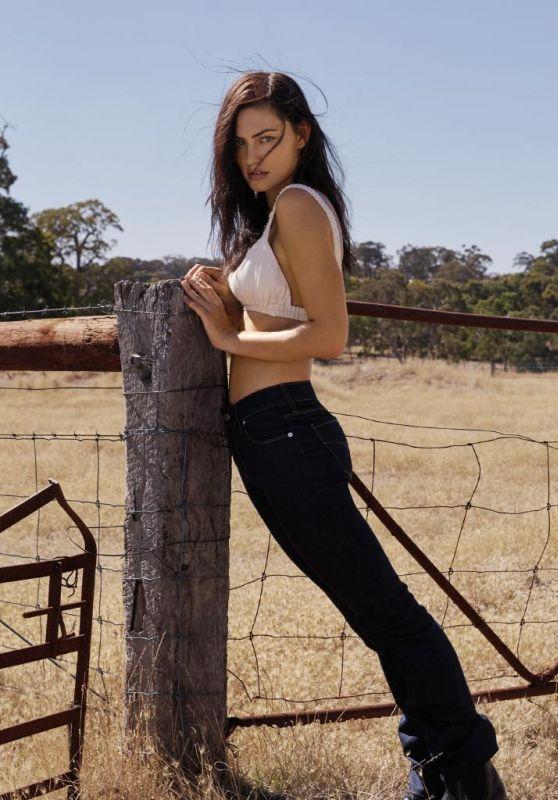 Phoebe Tonkin - Stellar Magazine Australia March 2020