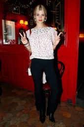 Pixie Geldof – Chloe Dinner at Paris Fashion Week 02/27/2020
