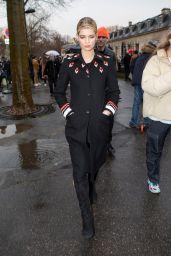 Pixie Geldof - Valentino Show at Paris Fashion Week 03/01/2020