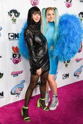 Rebecca Black - 2020 Christian Cowan x Powerpuff Girls Runway Show in Hollywood