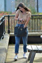 Rebecca Gormley Street Style - Newcastle 03/27/2020