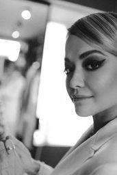 Rita Ora - Social Media 03/24/2020