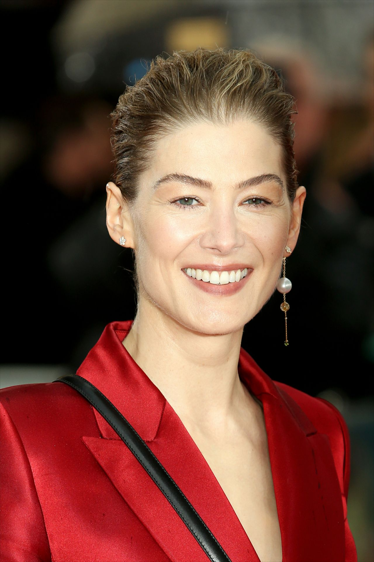 "Rosamund Pike - ""Radioactive"" Premiere in London"