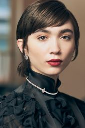 Rowan Blanchard - InStyle Magazine USA April 2020 Photos