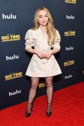 "Sabrina Carpenter - ""Big Time Adolescence"" Premiere in NY"