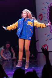 "Sabrina Carpenter - ""Mean Girls"" on Broadway in NYC 03/10/2020"