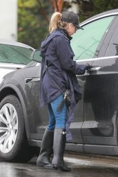 Sarah Michelle Gellar - Bristol Farms in Brentwood 03/13/2020