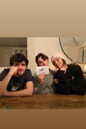 Selena Gomez - Social Media 03/13/2020