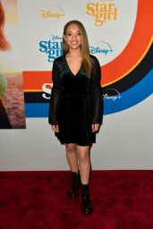 """Shelby Simmons – """"Stargirl"""" Premiere in Hollywood"""