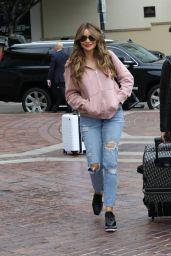 "Sofia Vergara - Arrives at ""America"