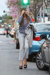 Sofia Vergara Street Style - Beverly Hills 03/09/2020