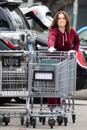 Sophia Bush - Shopping at Whole Foods in LA 03/16/2020
