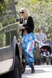 Stella Maxwell - Out in Los Angeles 03/26/2020