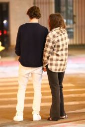 Taylor Hill and Her Boyfriend - Out in West Hollywood 03/02/2020
