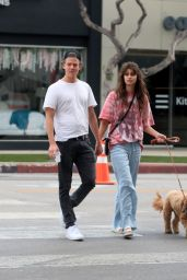 Taylor Hill - Out in West Hollywood 02/29/2020