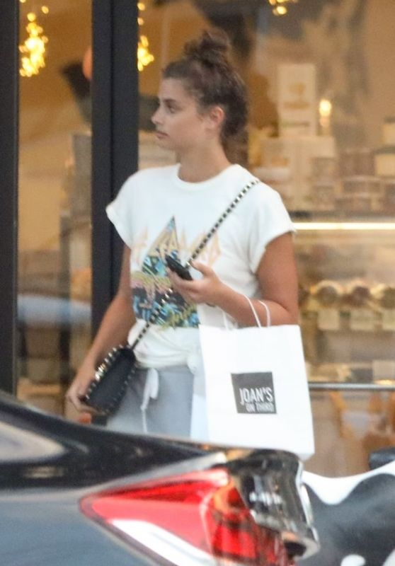 Taylor Hill - Out in West Hollywood 03/10/2020