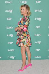 "Taylor Misiak – ""Dave"" Premiere in Los Angeles"