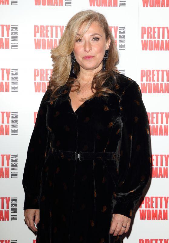 "Tracey-Ann Oberman – ""Pretty Woman: The Musical"" Press Night in London 03/02/2020"