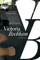 Victoria Beckham - Vogue Belleza Spain March 2020 Issue