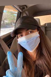 Victoria Justice - Social Media 03/26/2020