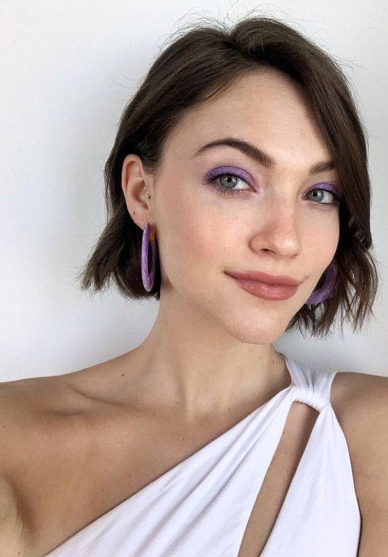 Violett Beane – Social Media 03/10/2020
