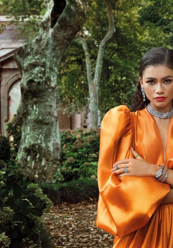 Zendaya - BVLGARI - Forever Jewelry Collection 2020