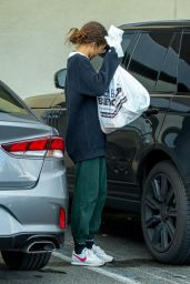 Zendaya - Shopping With Her Brother in LA 03/17/2020