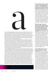 Alanis Morissette - Health Magazine May 2020 Issue