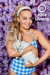Alice Liveing - Womens Health UK May 2020 Issue