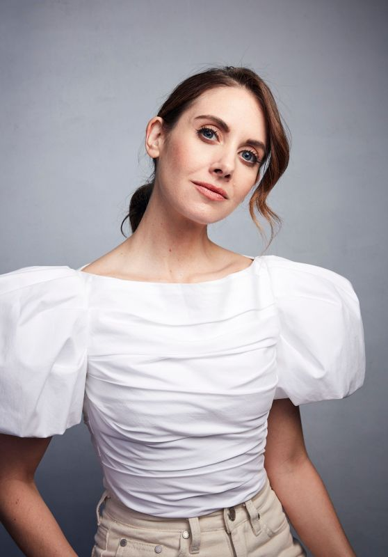 Alison Brie - Sundance Portraits January 2020