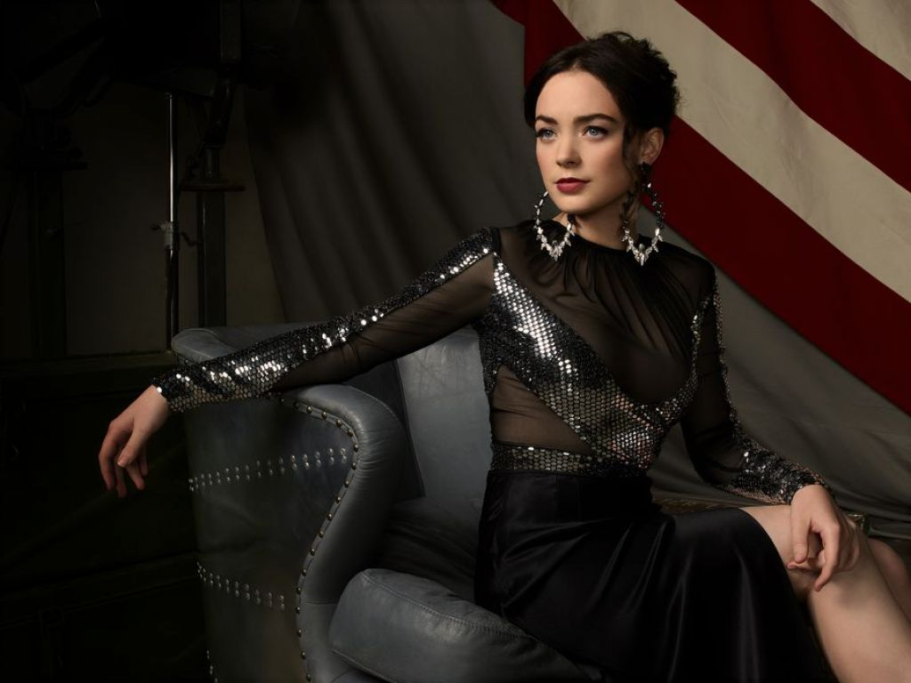 Amalia Holm - Motherland: Fort Salem Season 1 Promoshoot