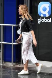 Amanda Holden - Global House in London 04/06/2020