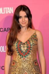 Ana de Armas - Fun Fearless Female Cosmopolitan Awards 2009 in Madrid