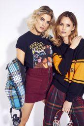 Ashley James and Charlotte De Carle - BitterSweet DJ Photoshoot