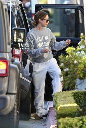 Ashley Tisdale - Picks Up Dinner To-Go in LA 04/17/2020