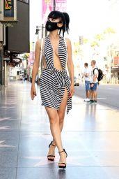 Bai Ling - Hollywood Walk of Fame 04/27/2020