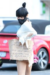 Bai Ling - Out in LA 04/21/2020